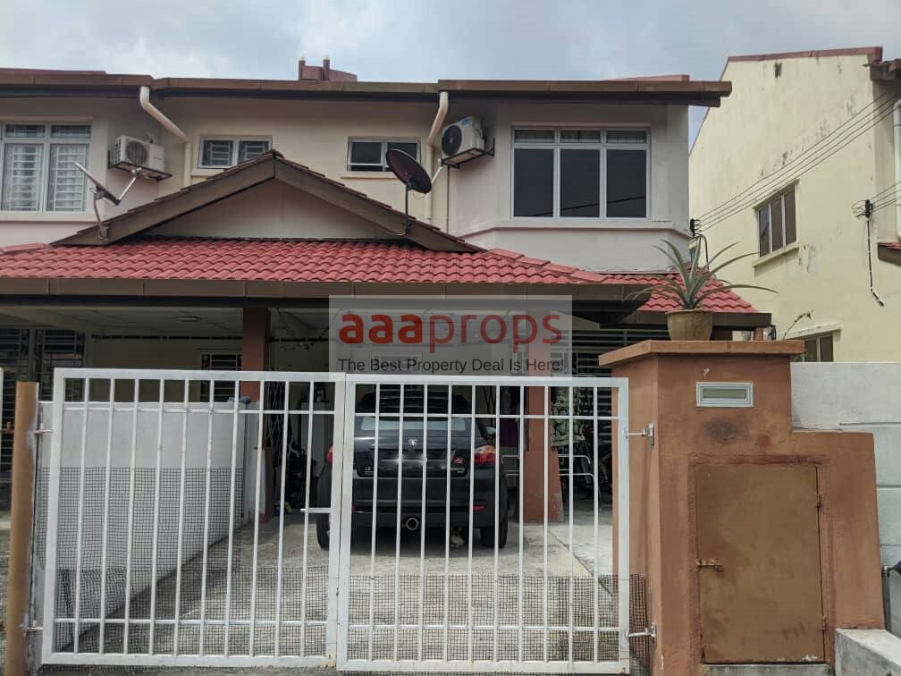 Double Storey Terrace House, Taman Salak Perdana, Salak Tinggi Sepang
