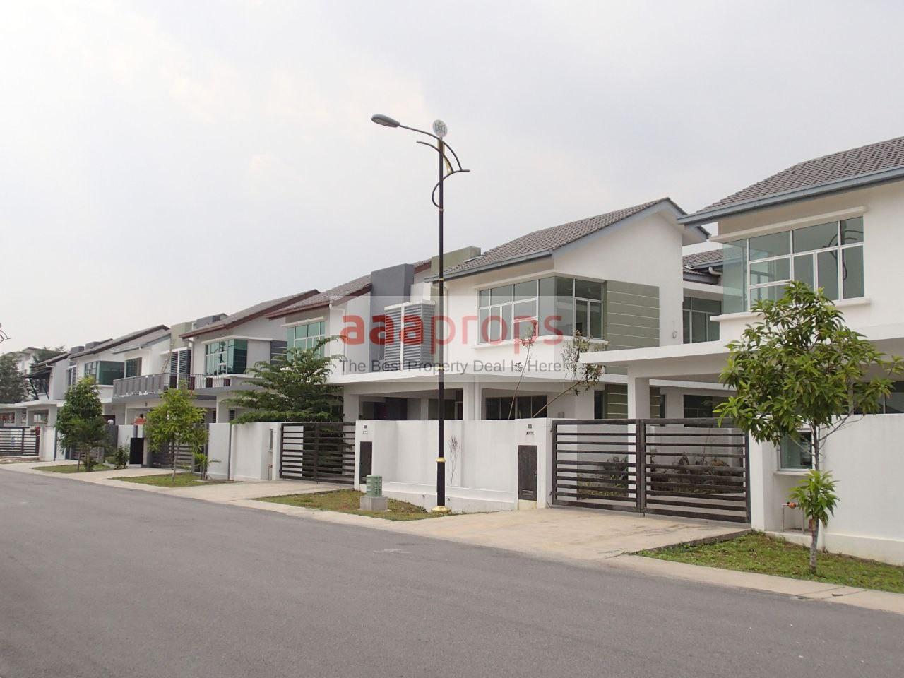 Fully Renovated Semi-D for Sale in Taman Setia Impian Kajang