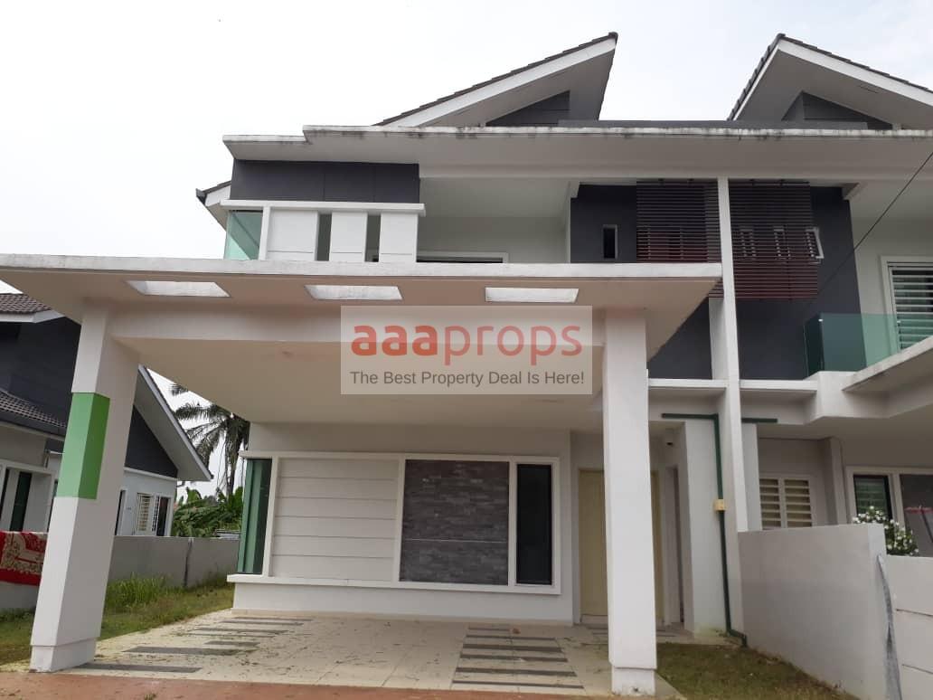 2 Storey Semi D House Modern Design/Spacious @ Taman Meru Permai, Klang