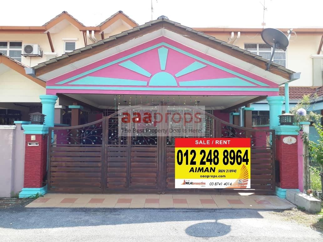 Double Storey Terrace House @ Taman Banting Baru, 42700 Banting
