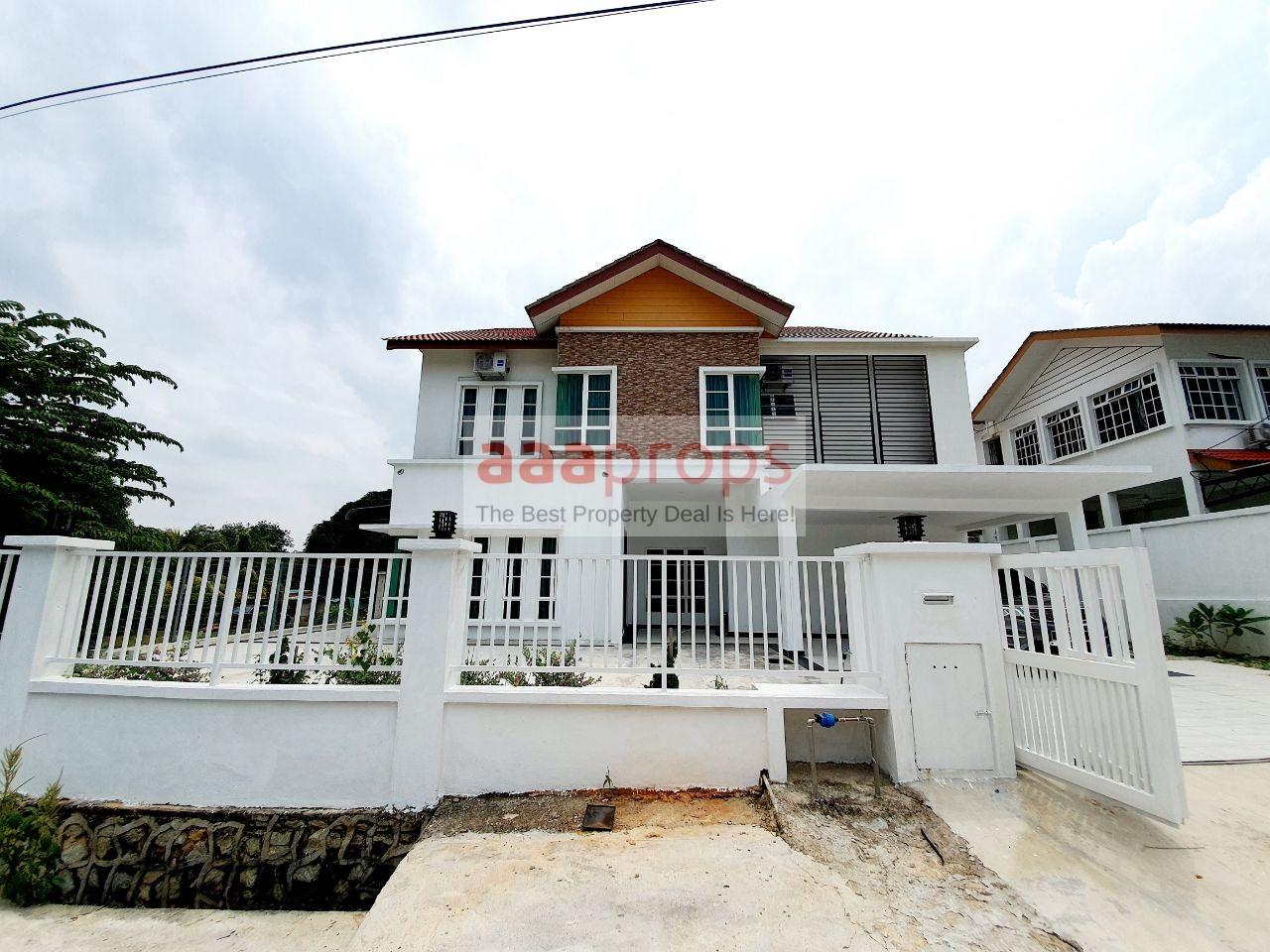 NEW HOUSE 2 STOREY BUNGALOW KAMPUNG GINCHING, BANDAR BARU SALAK TINGGI SEPANG